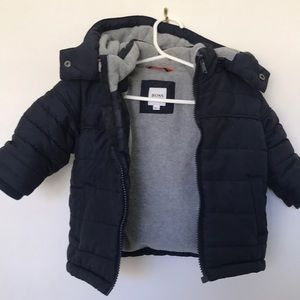 Hugo Boss Baby Puffer Coat